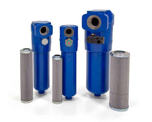 Filters hydraulic