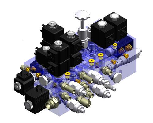valve-block